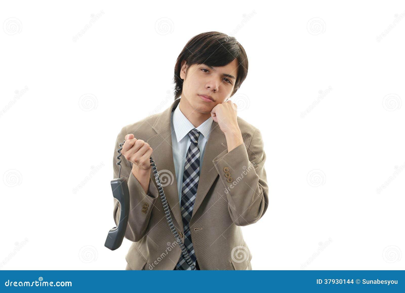 Разочарованный бизнесмен