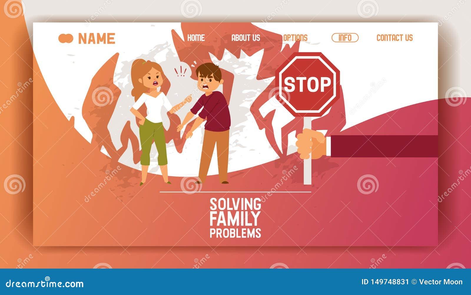 Разрешать женщину человека людей страницы вектора семьи приземляясь в девушке мальчика конфликта семьи Проблема отношения с несча