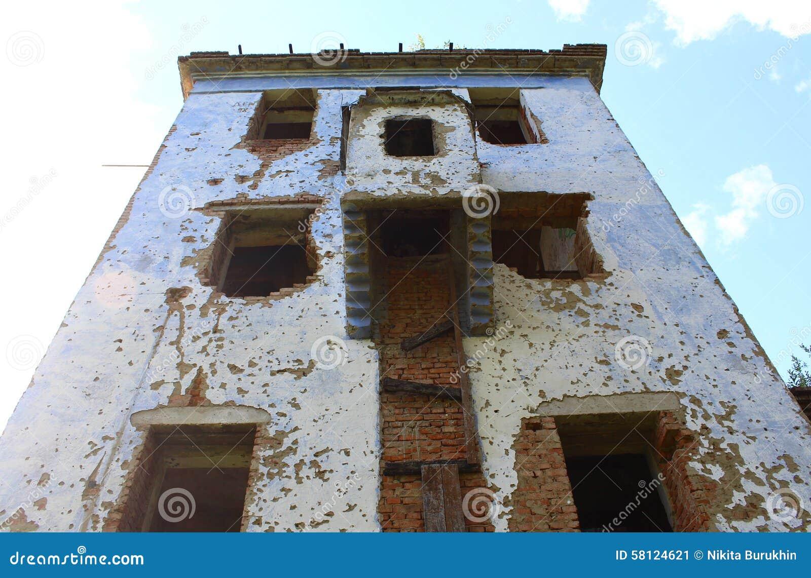 Разрушьте здания