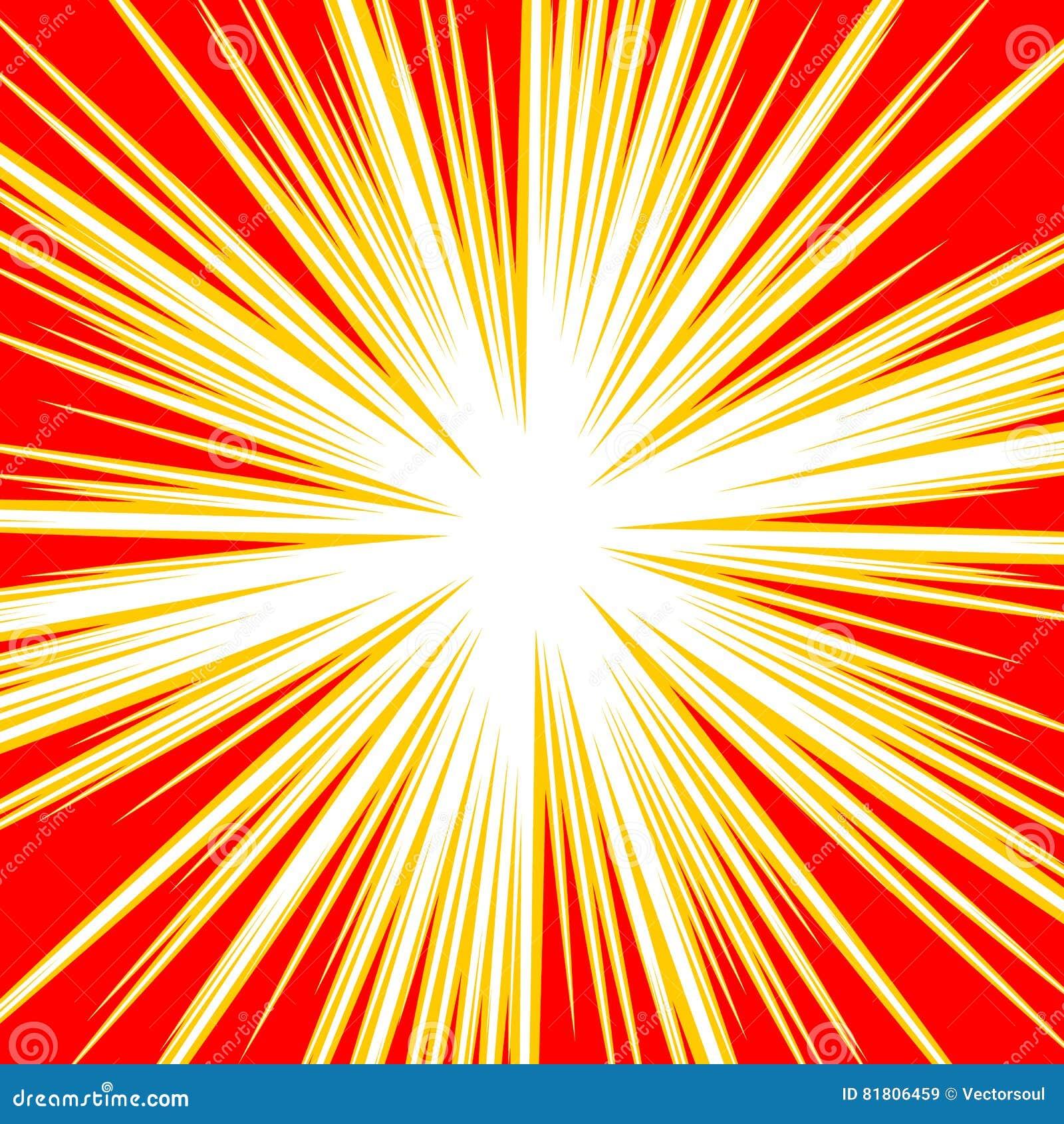 Разрывать radial выравнивает влияние взрыва dutone Starburst, sunbur
