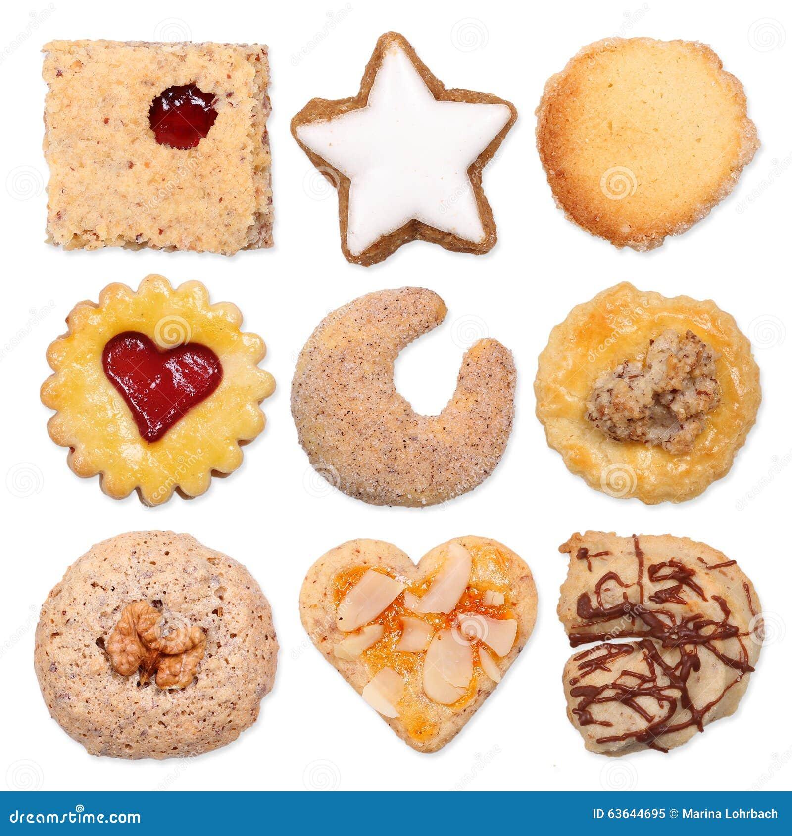 немецкие печенья фото