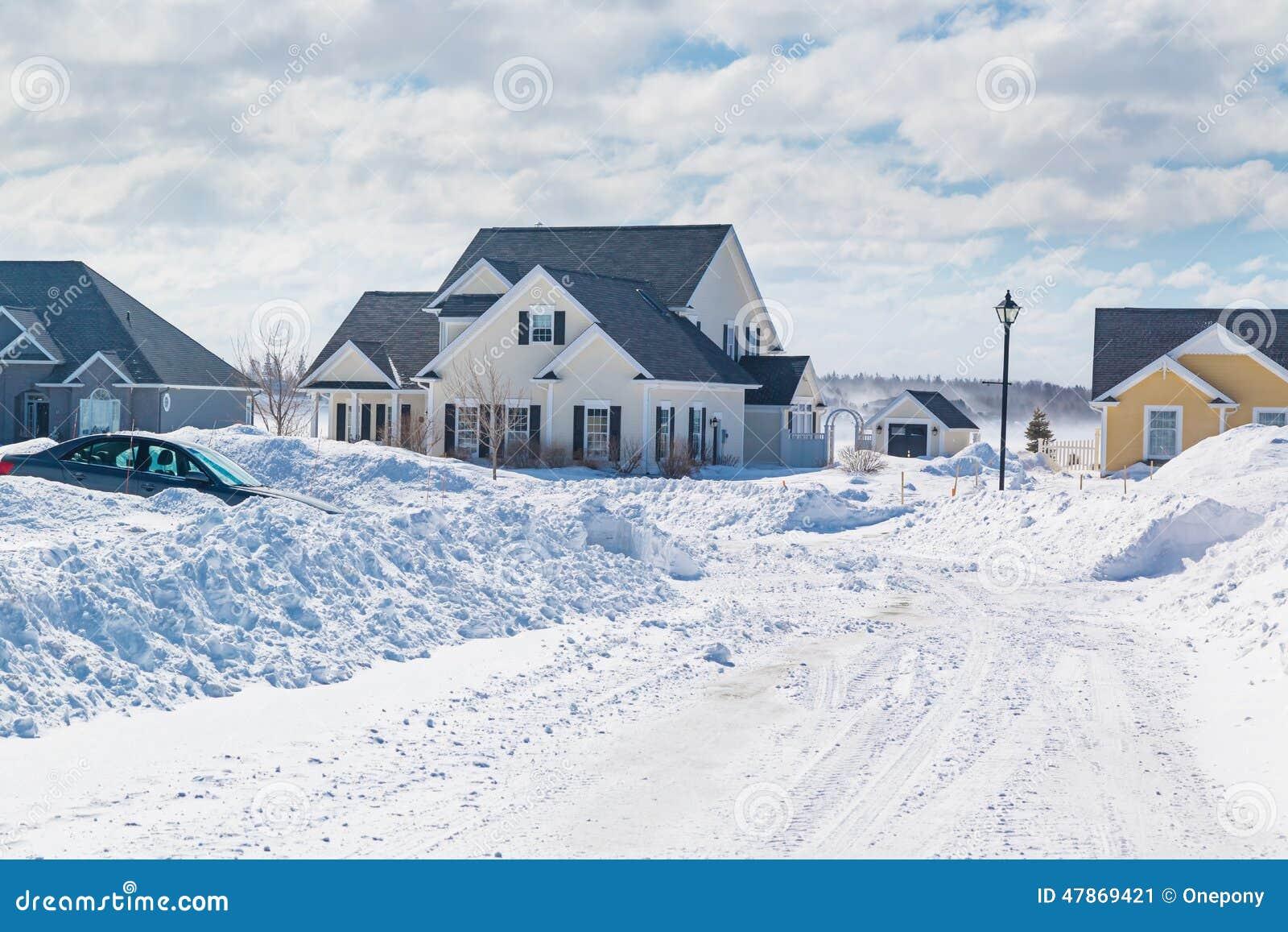 Район зимы
