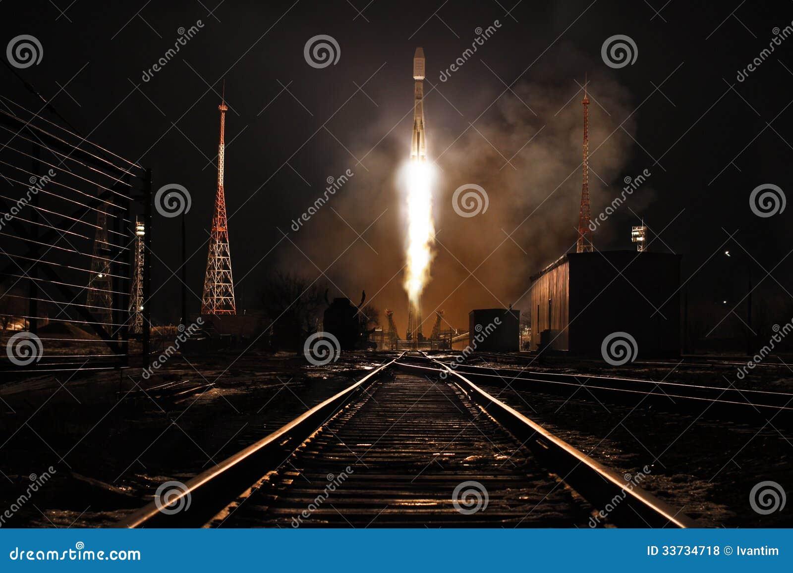 Ракета ночи