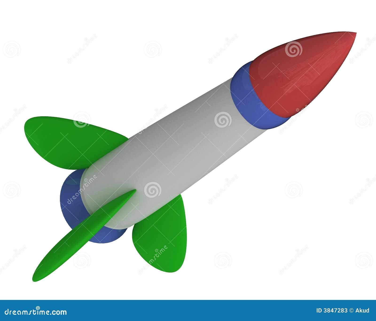 ракета шаржа