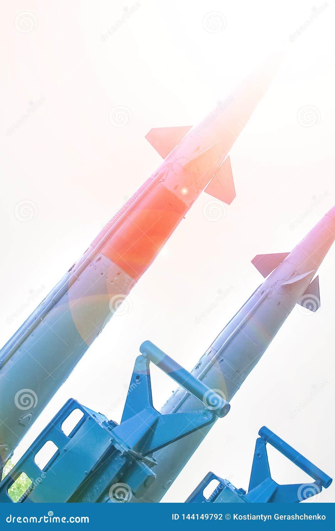 Ракеты в музее