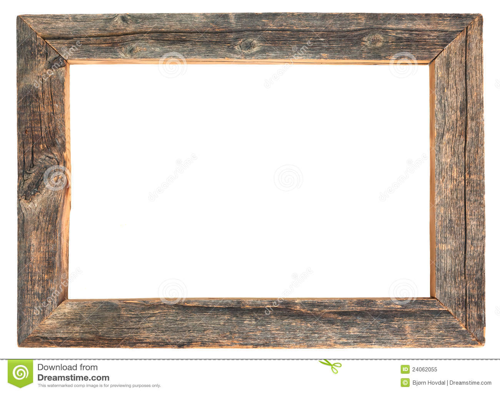 рамка деревянная