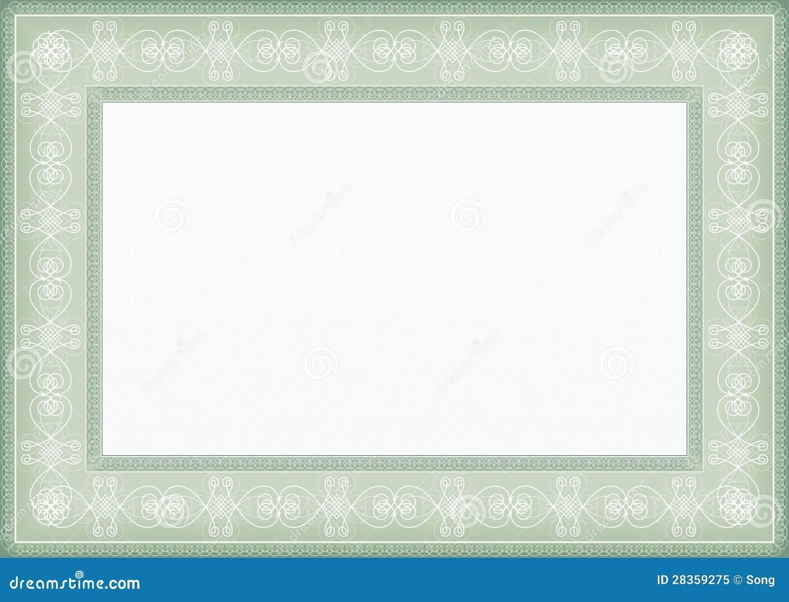 Рамка сертификата иллюстрация вектора изображение насчитывающей  Рамка сертификата
