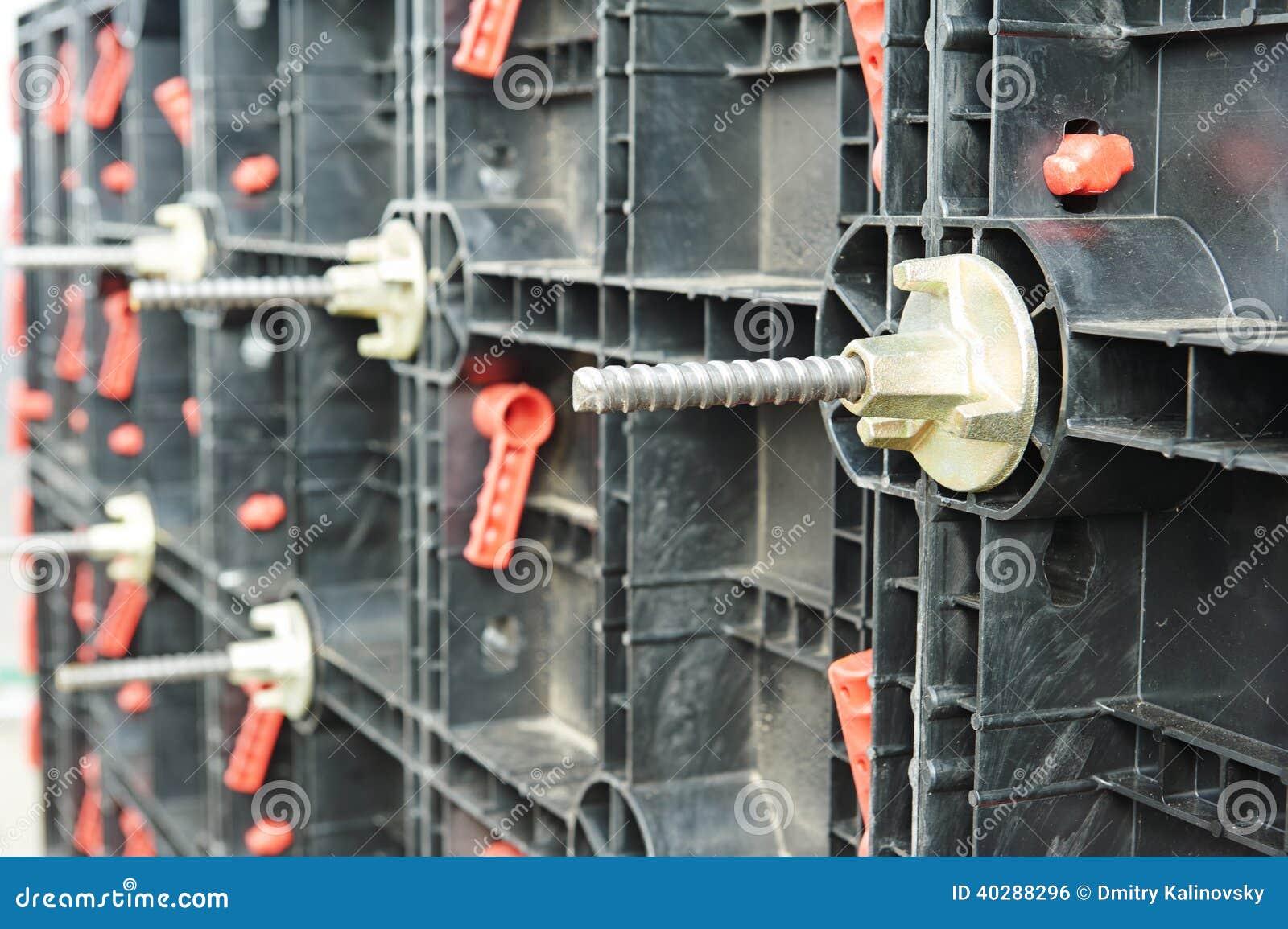 Рамки конструкции для бетона