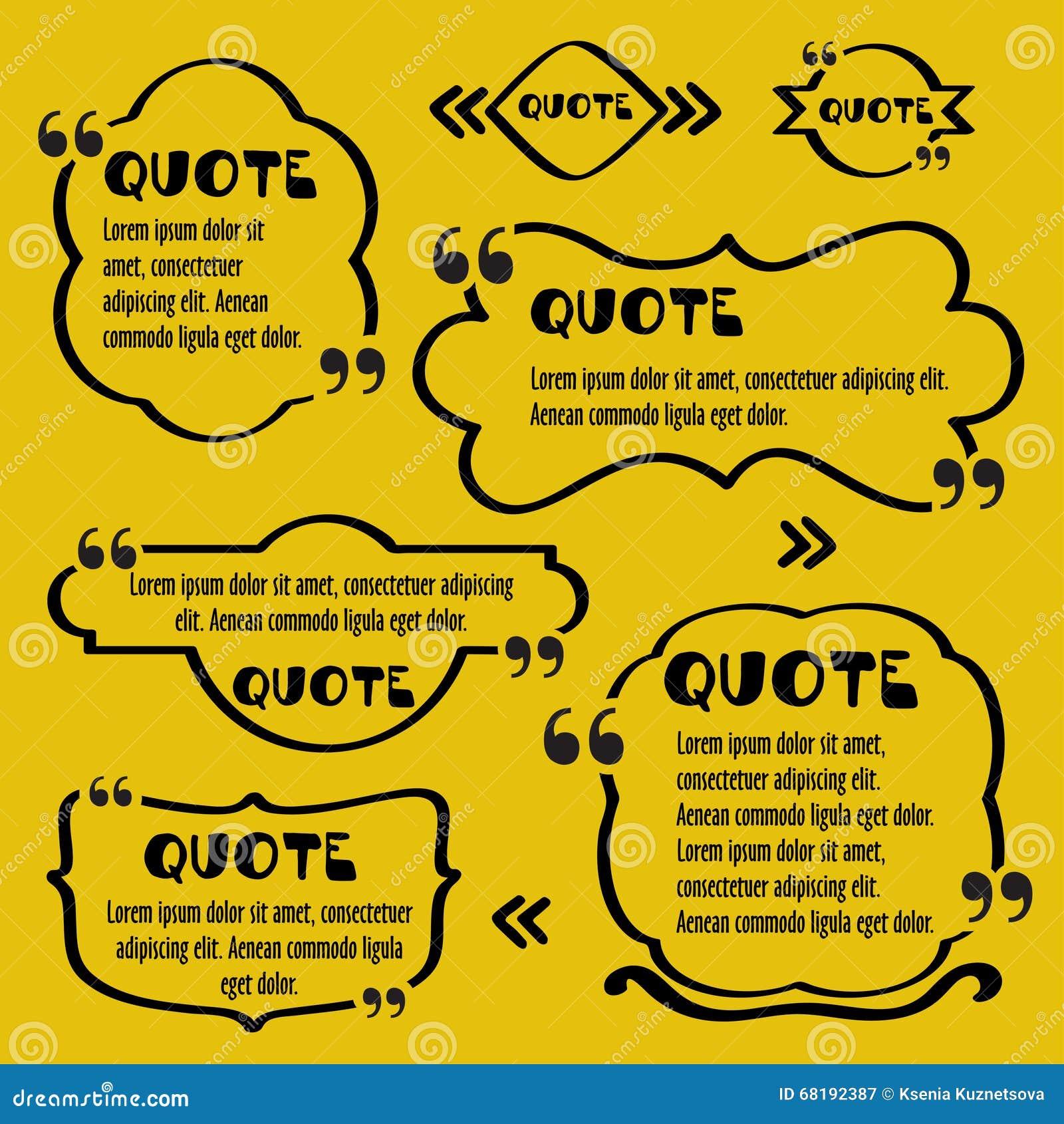 Дизайн цитат на сайте