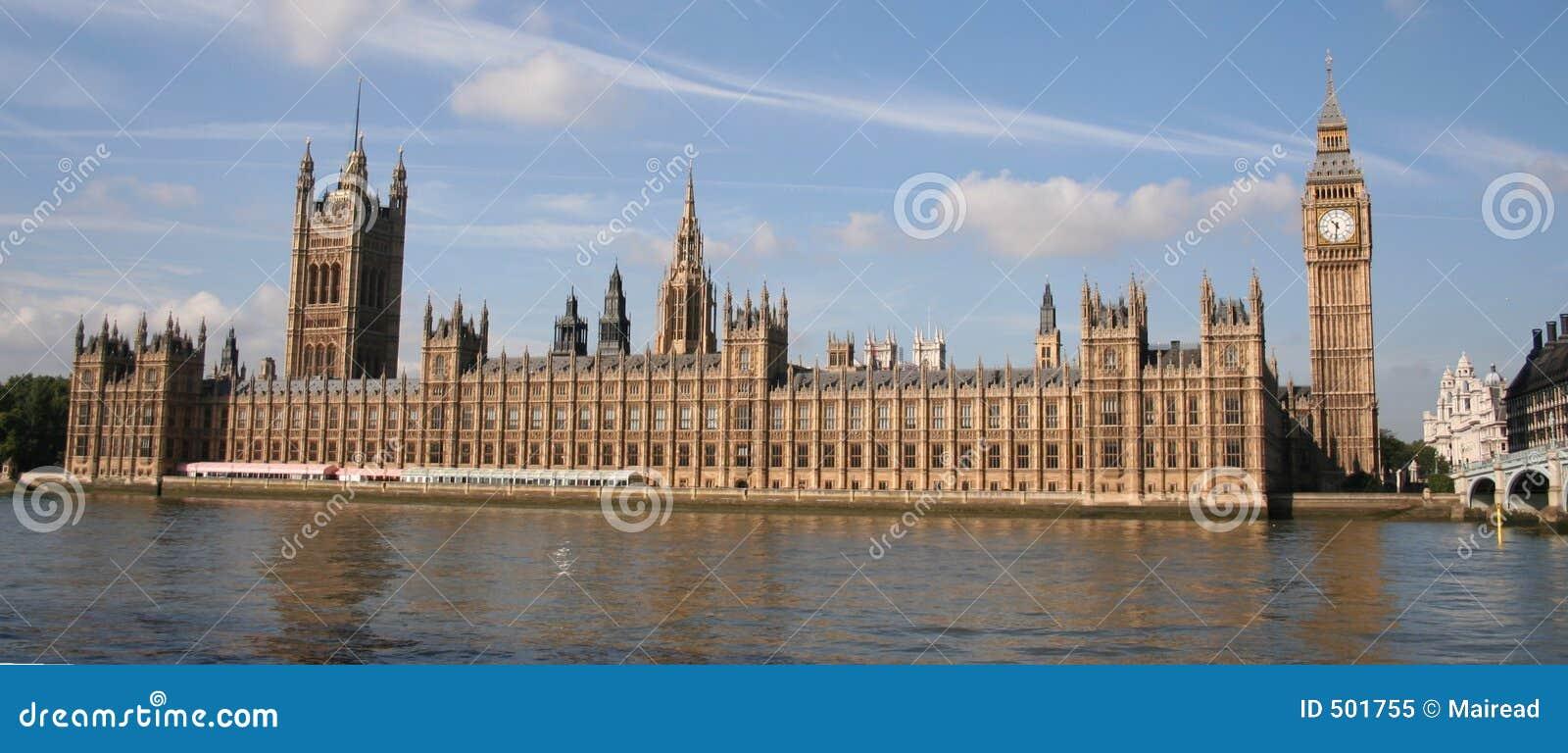 расквартировывает парламента