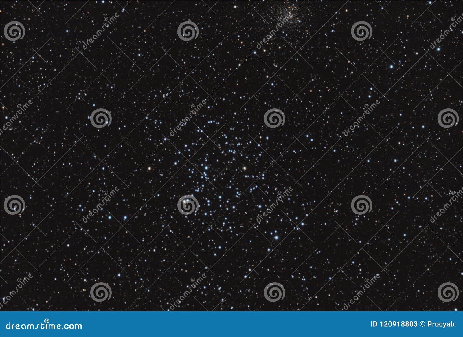 Раскройте звездное скопление