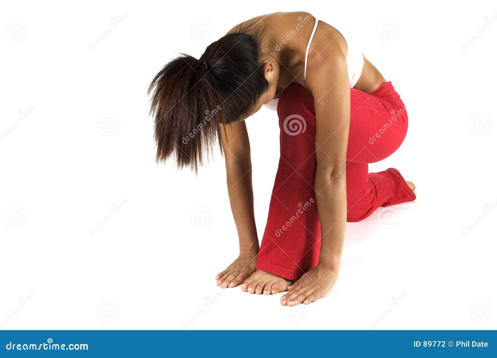 расположите йогу