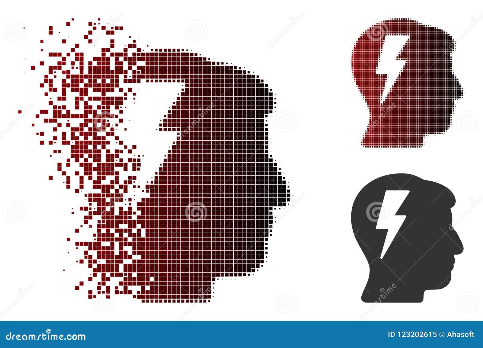 Признаки перегорания пикселей картинки самых простых