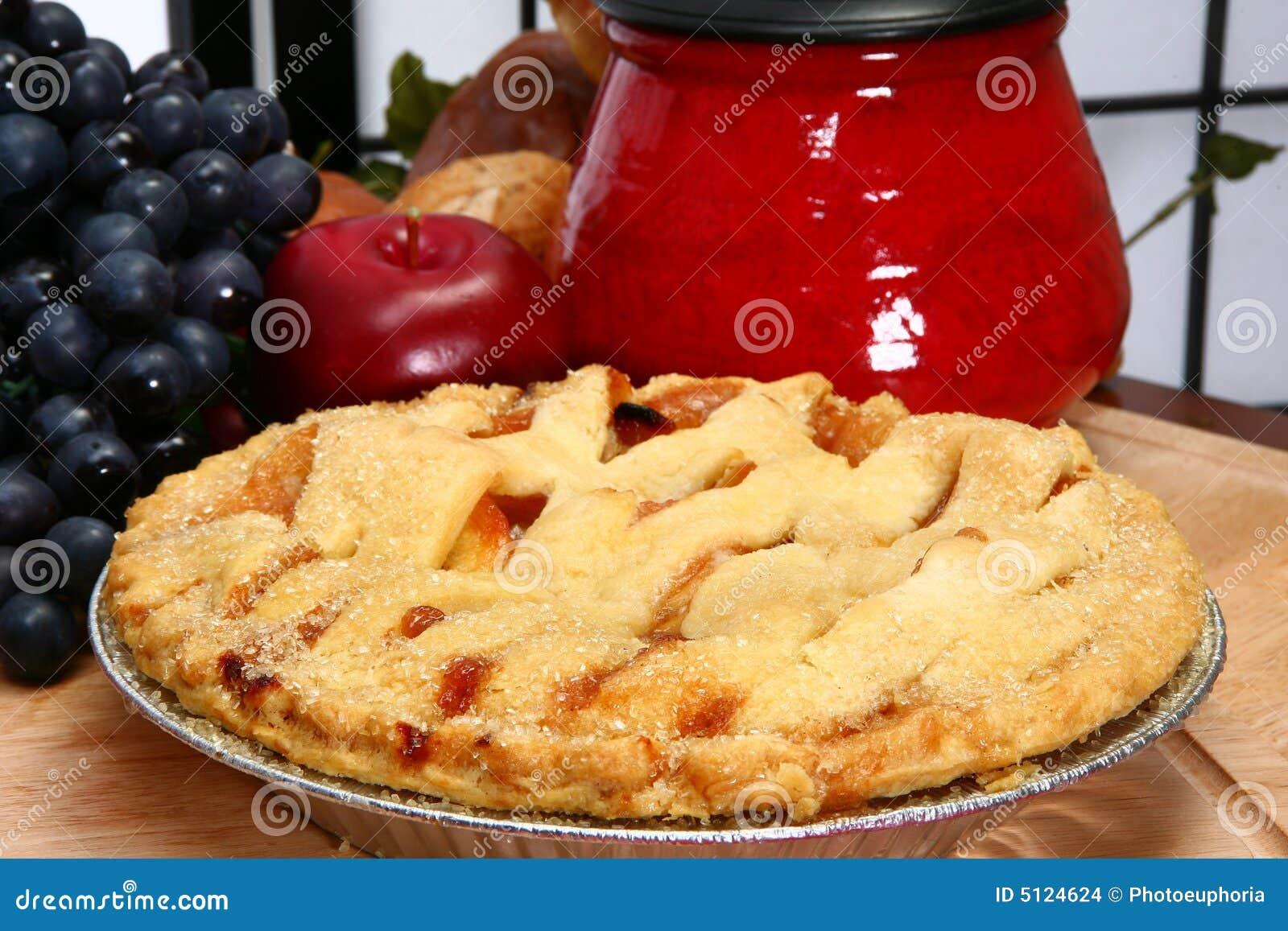 расстегай яблока свежий