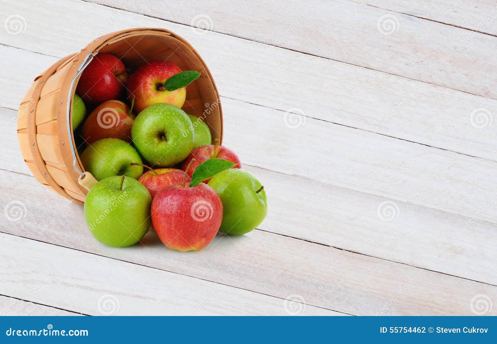 Расслоина корзины Яблока