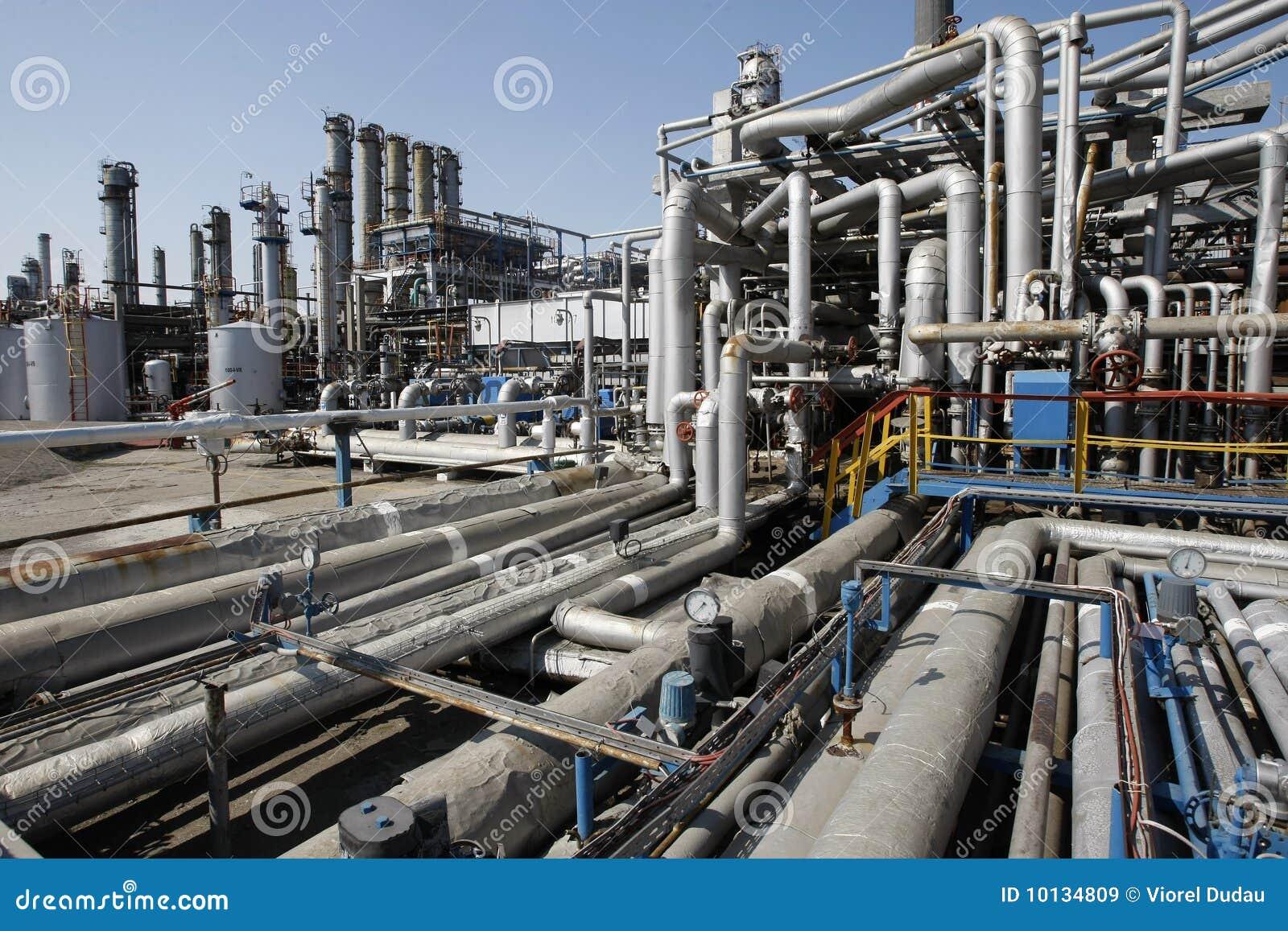 рафинадный завод труб масла