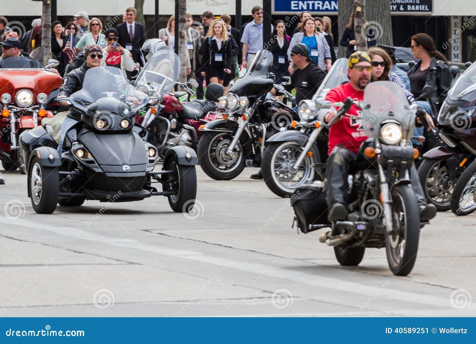 Ралли мотоцикла