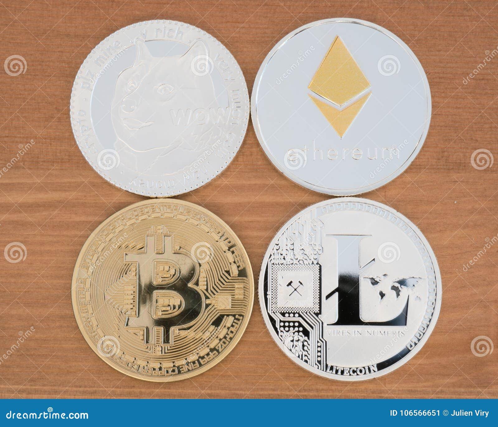 bitcoin litecoin dogecoin hogyan lehet internetes jövedelmet teremteni