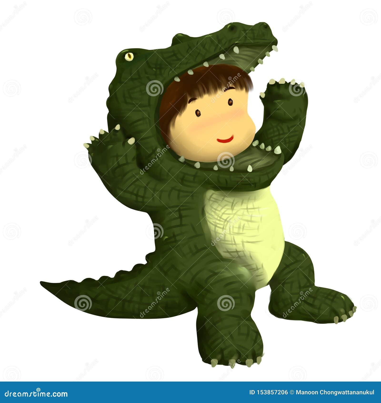 Ребенк Croc