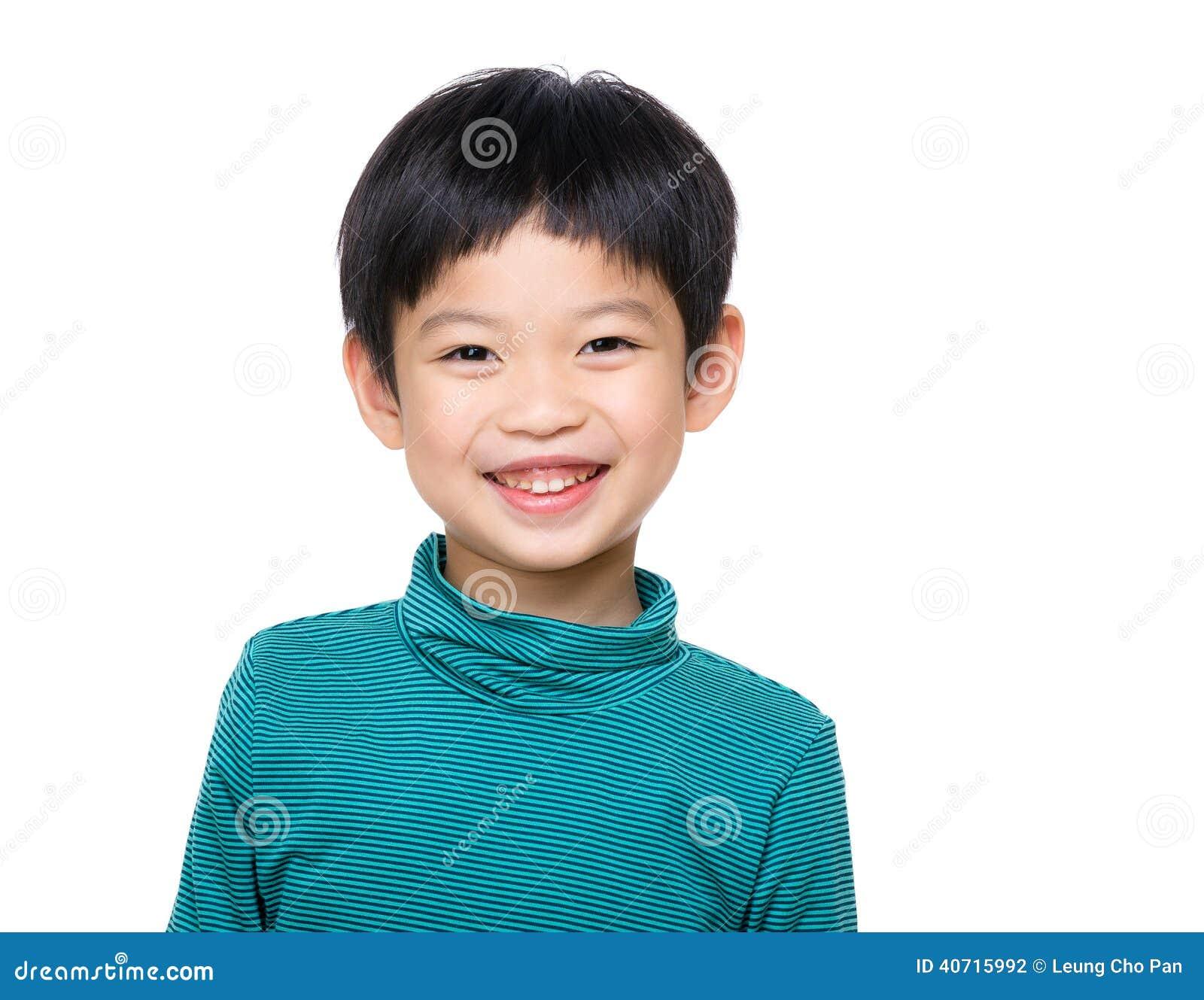 Ребенок Азии