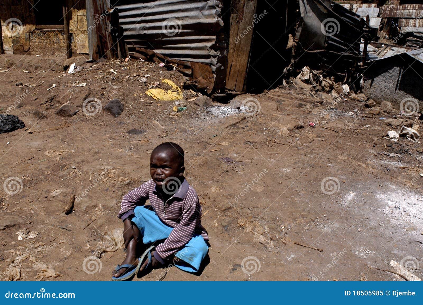ребенок Африки