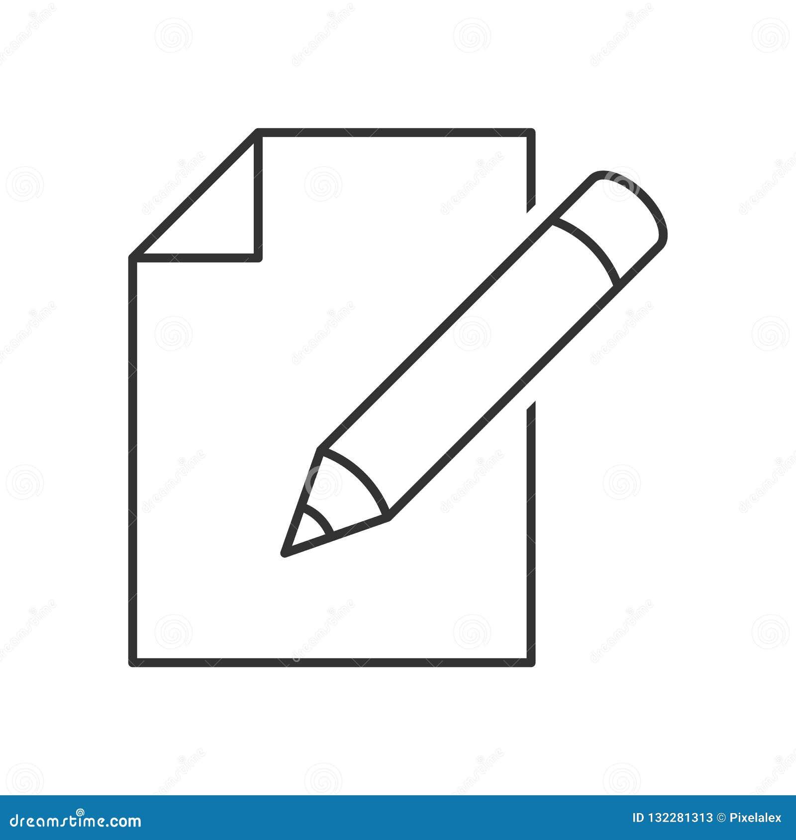 Редактируйте значок документа