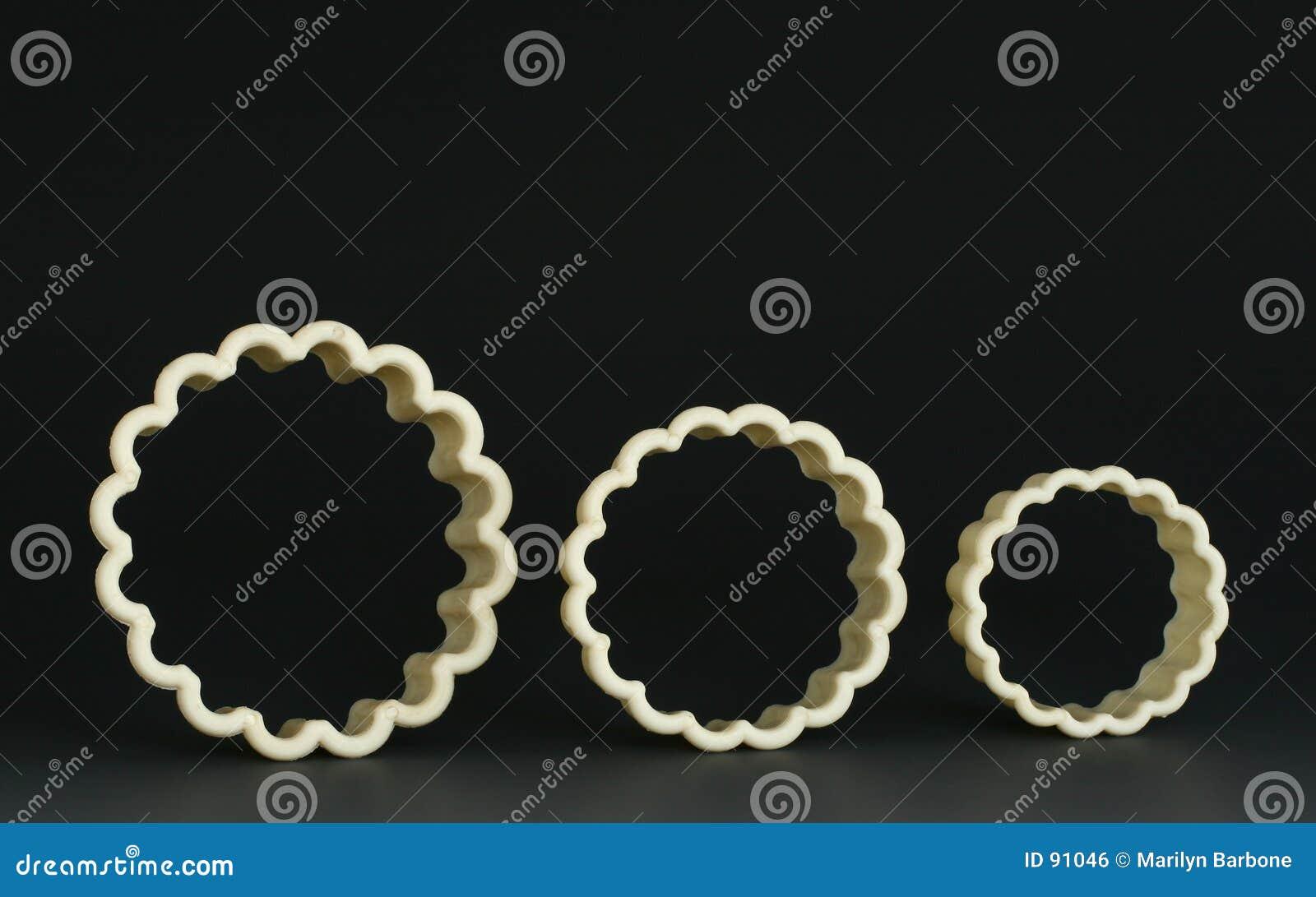 резцы печенья
