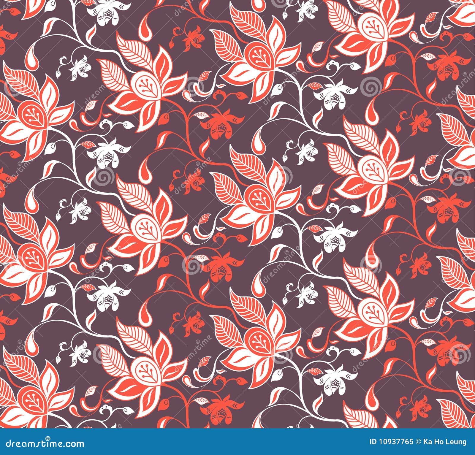 резюмируйте флористический красный цвет