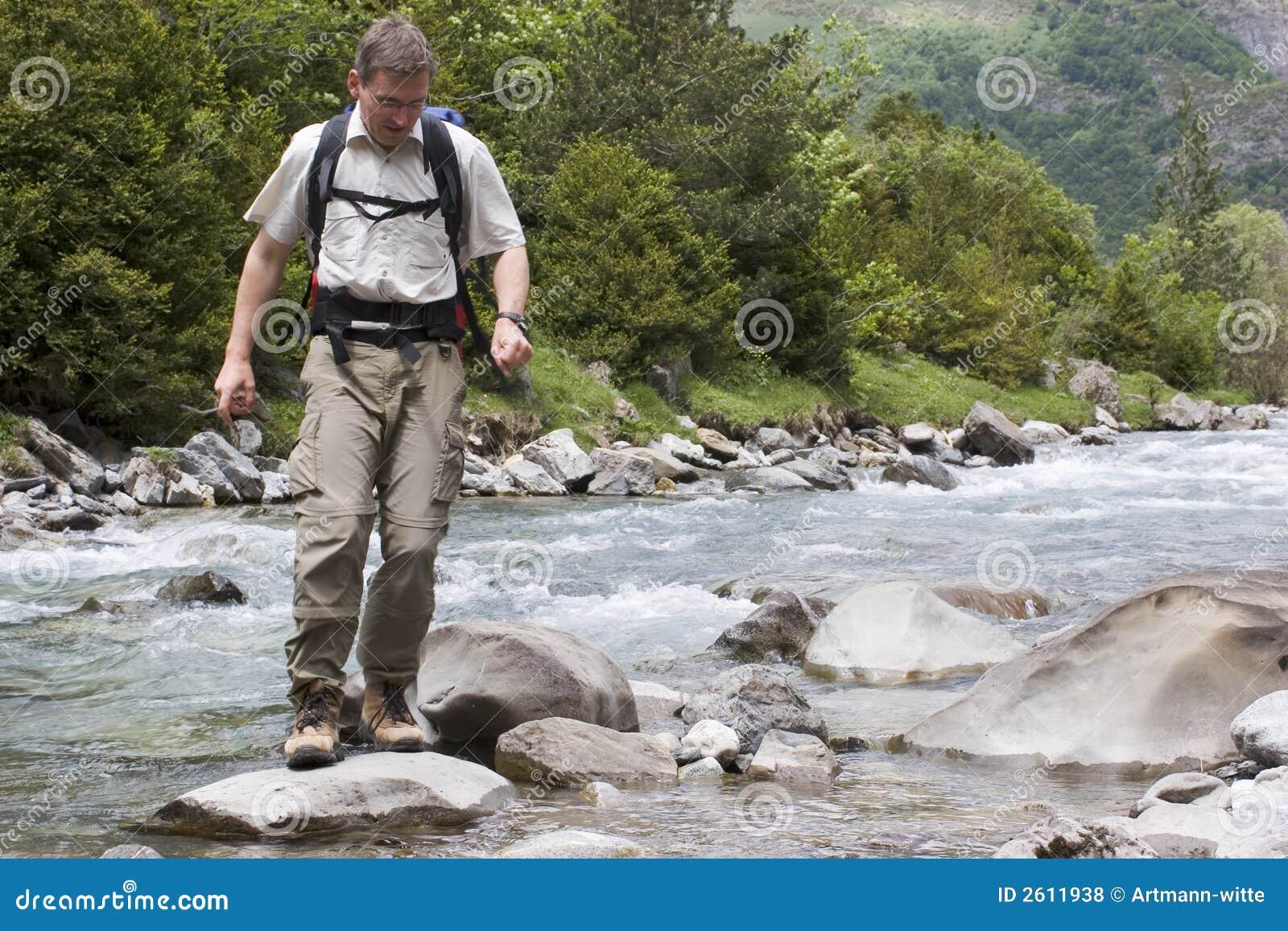 река горы скрещивания