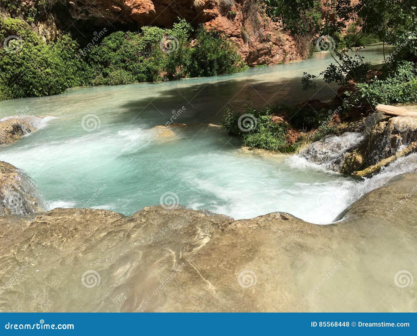Река гранд-каньона
