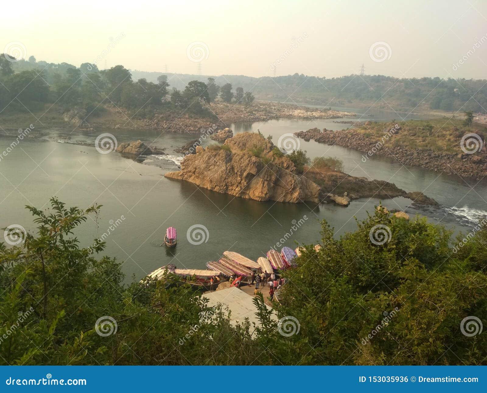 Река Индии