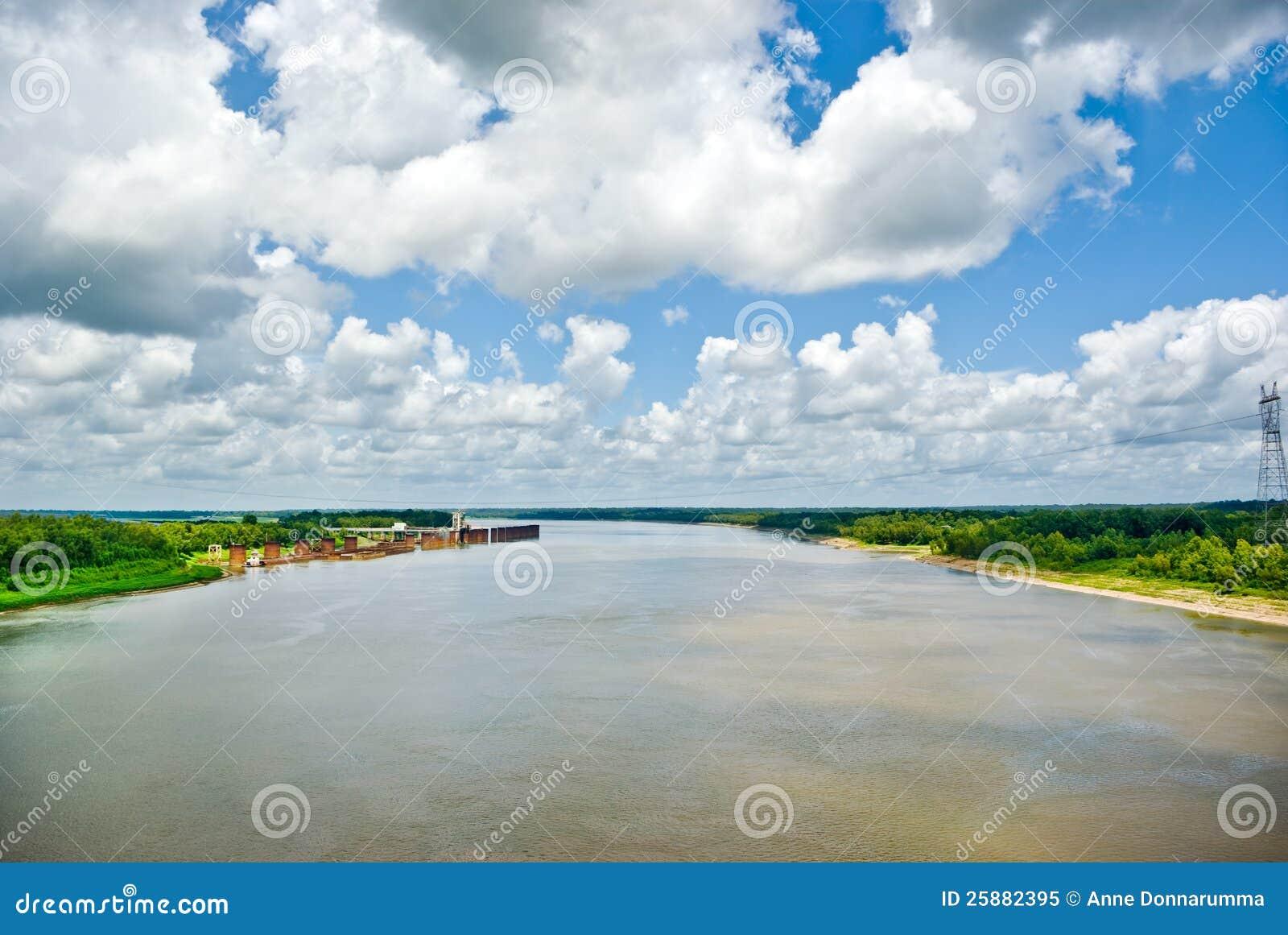 Река Миссиссипи