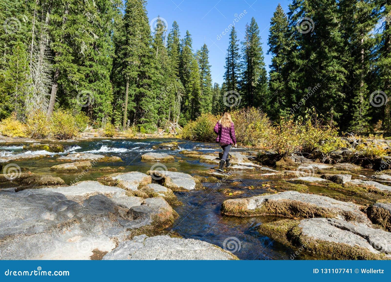 Река румян, Орегон