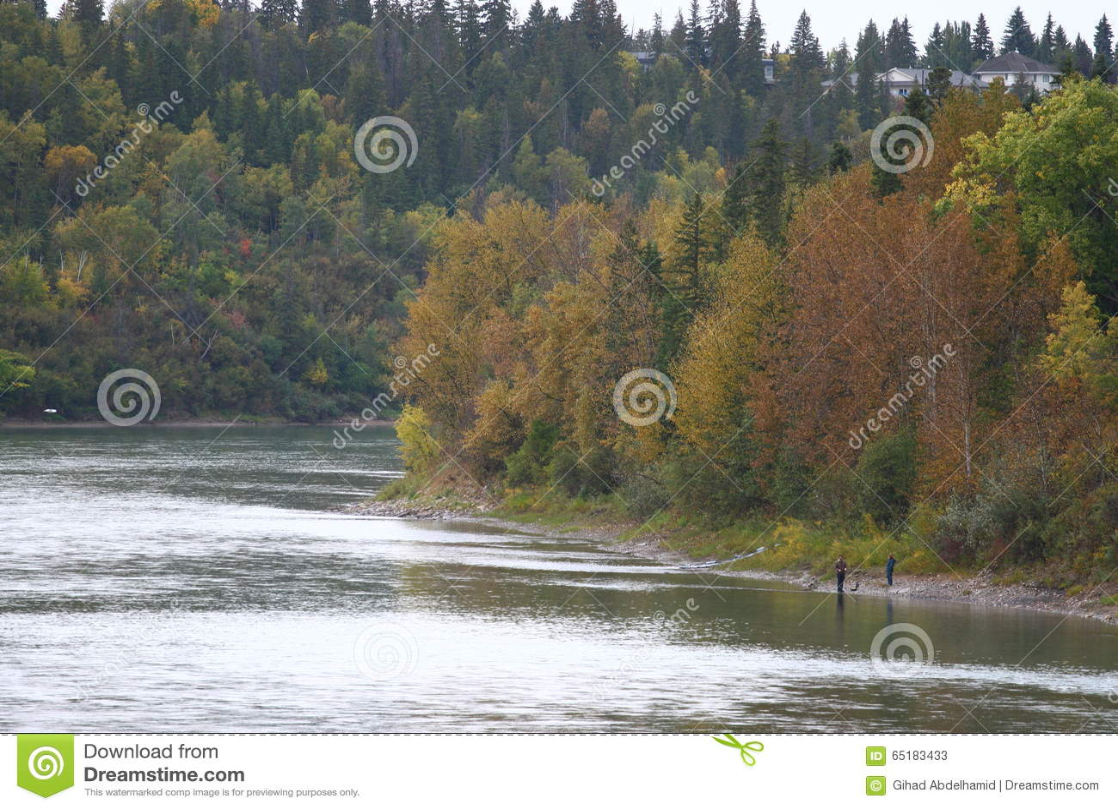 Река Саскачевана
