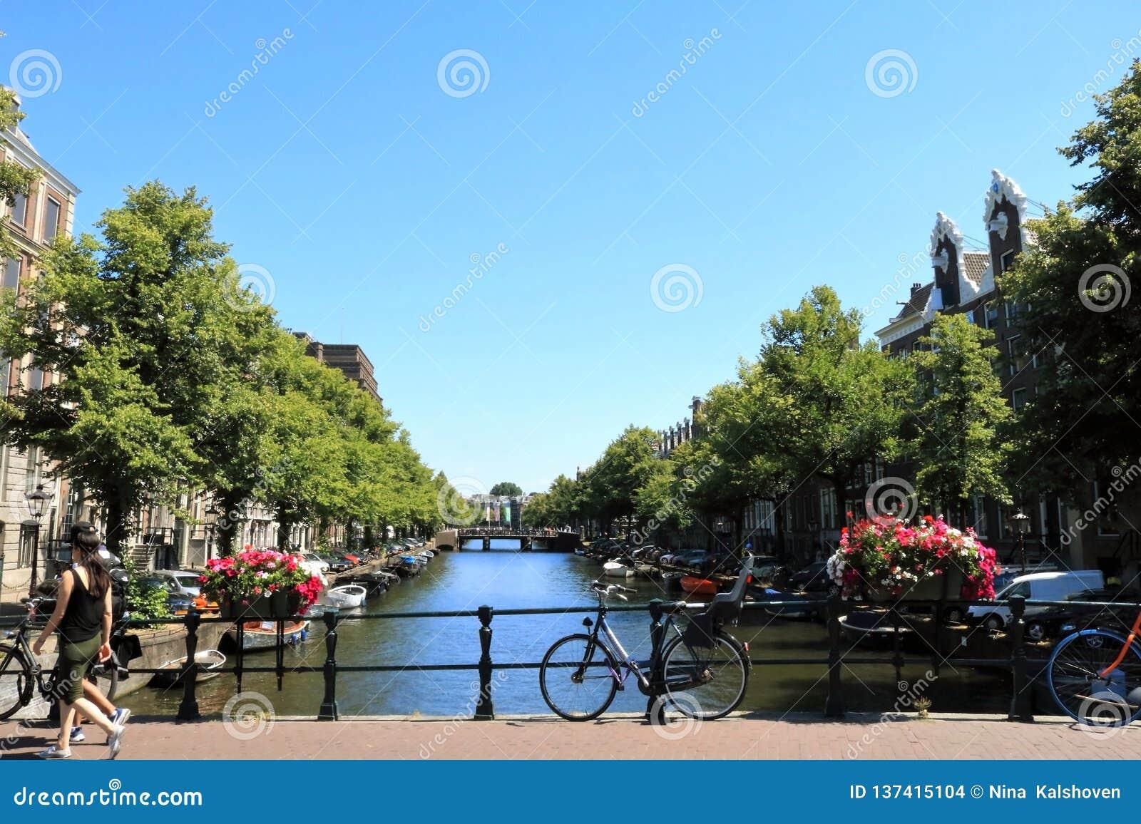 река amsterdam