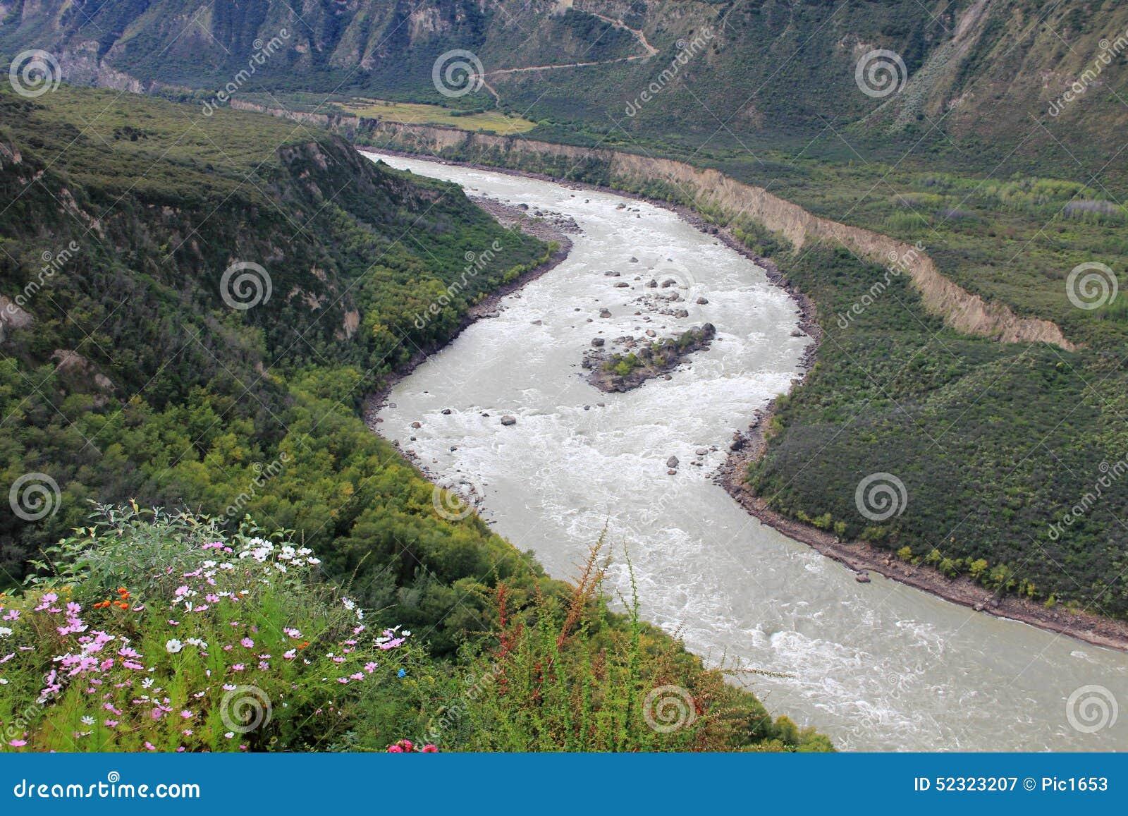 река brahmaputra