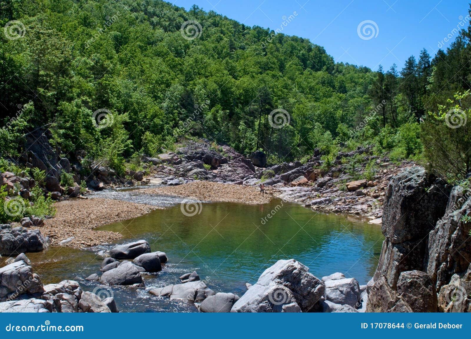река remote Миссури