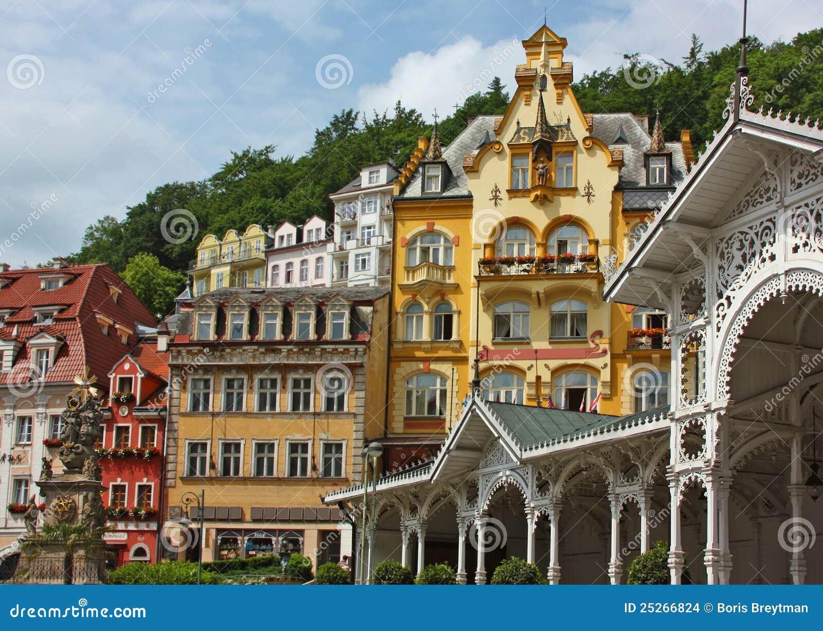 республика города центра чехословакская karlovy меняет