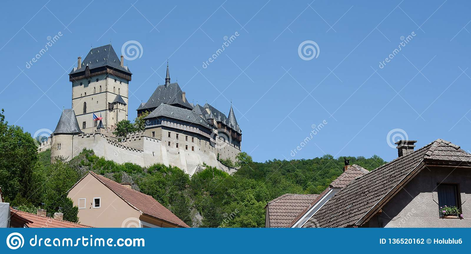 республика karlstejn замока чехословакская