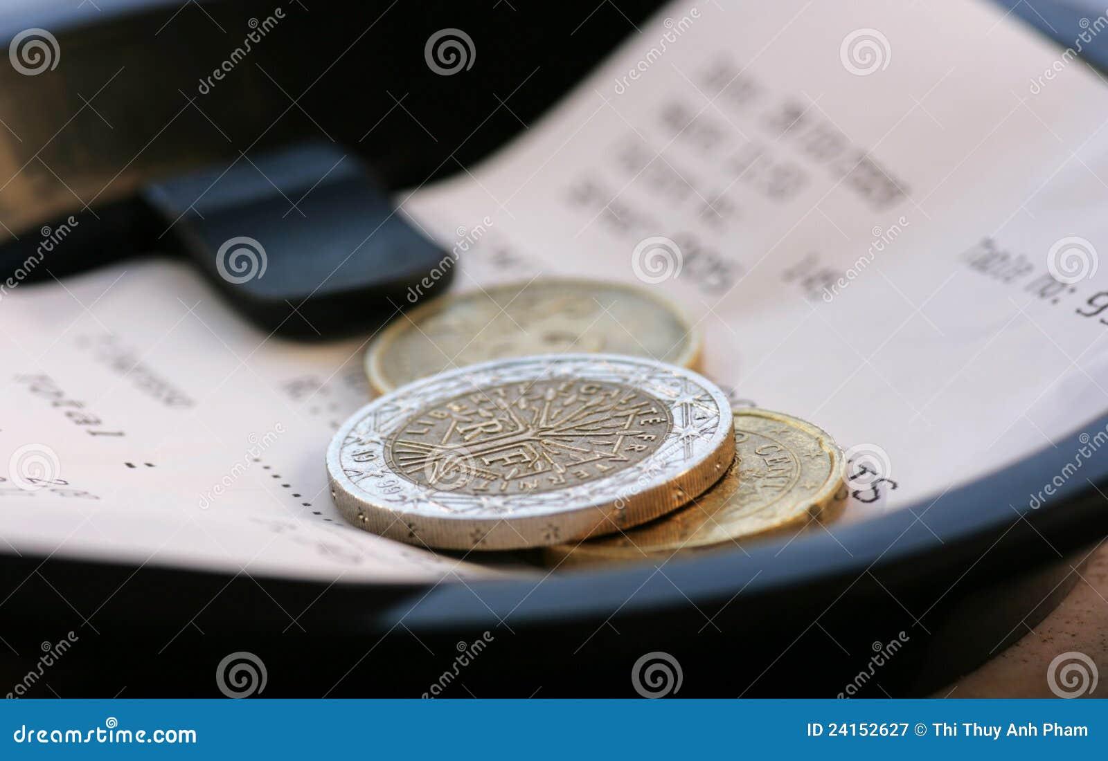 ресторан счета