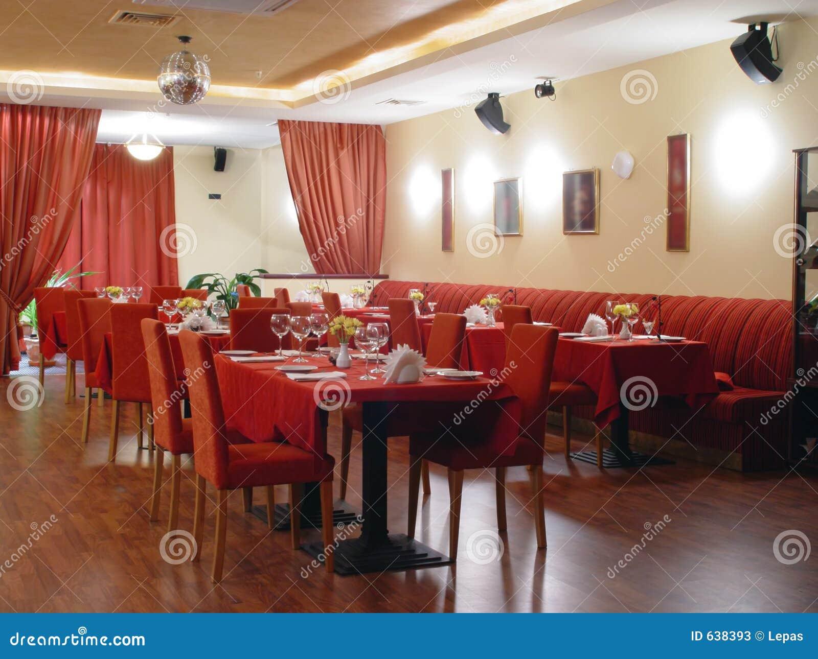 Download ресторан стоковое изображение. изображение насчитывающей декор - 638393