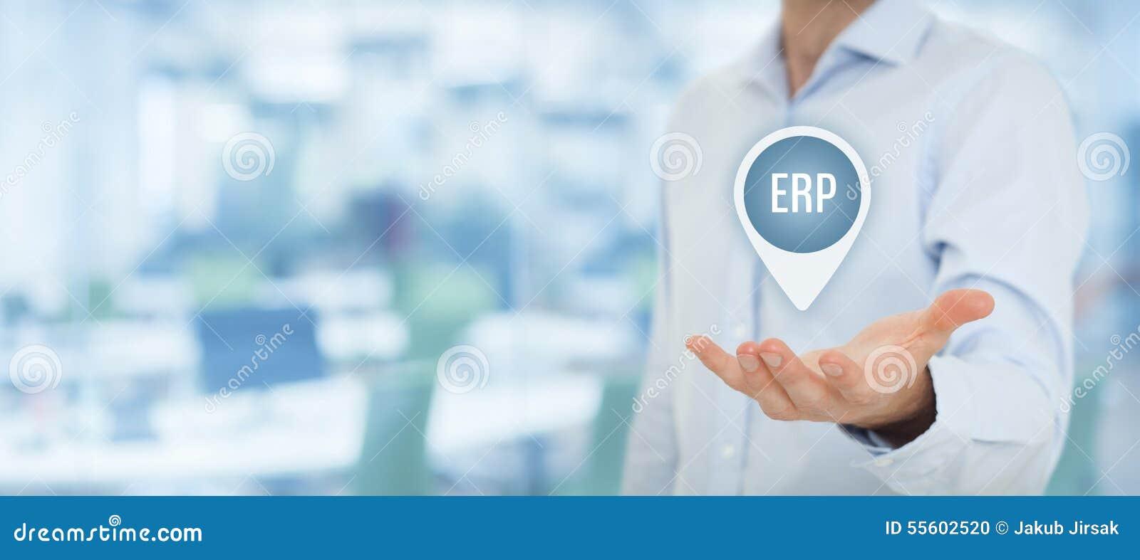ресурс запланирования erp предпринимательства