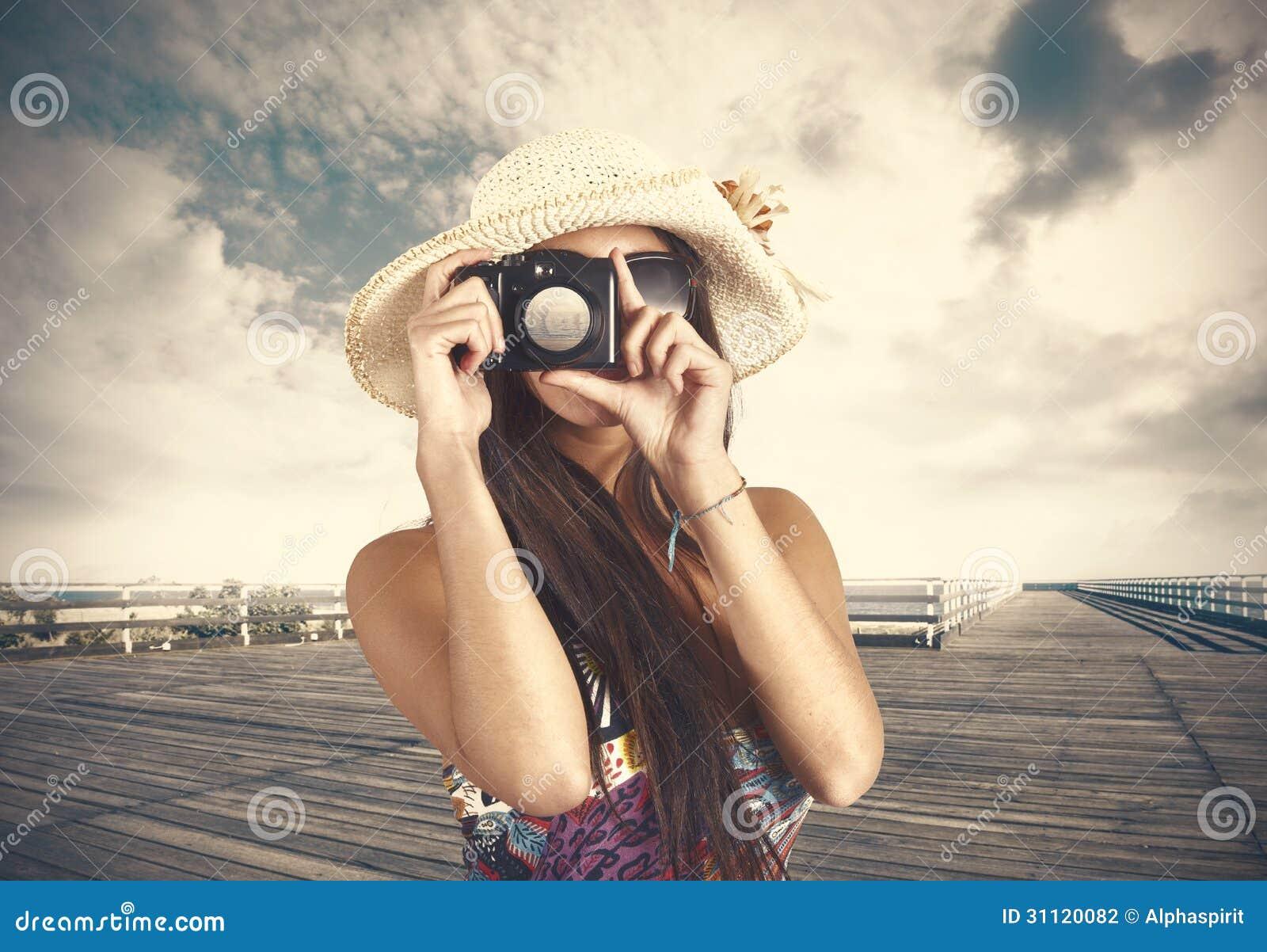 Ретро фотограф