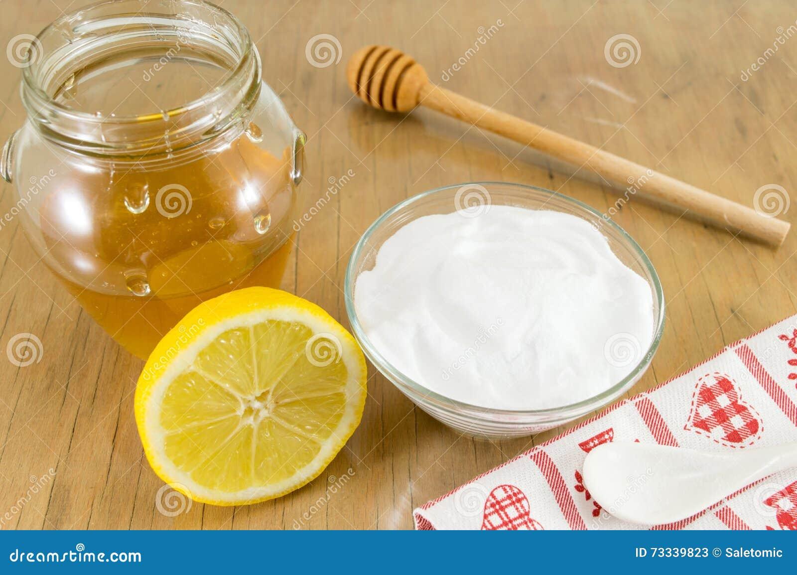 Сода с чаем