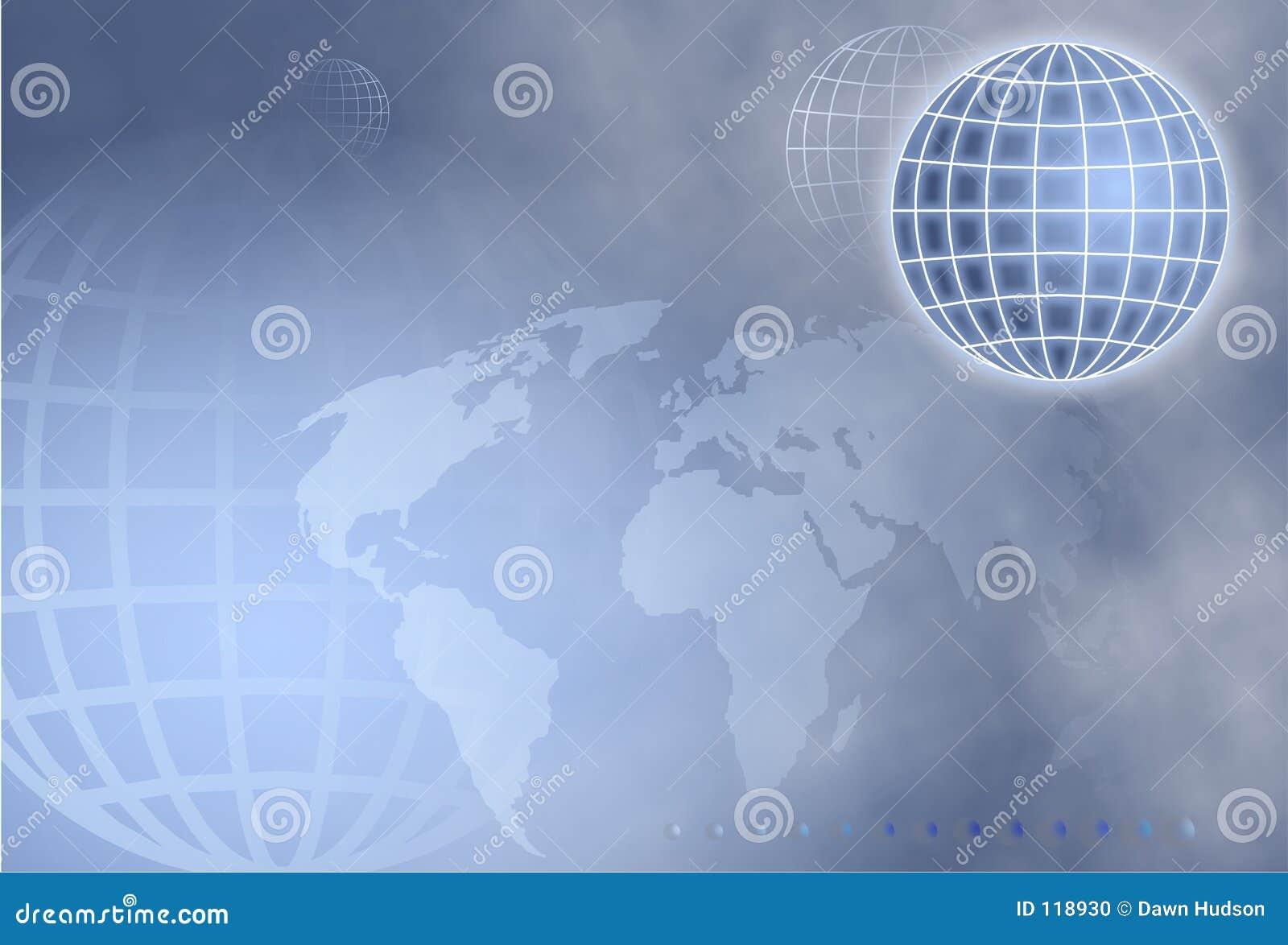 решетка глобуса