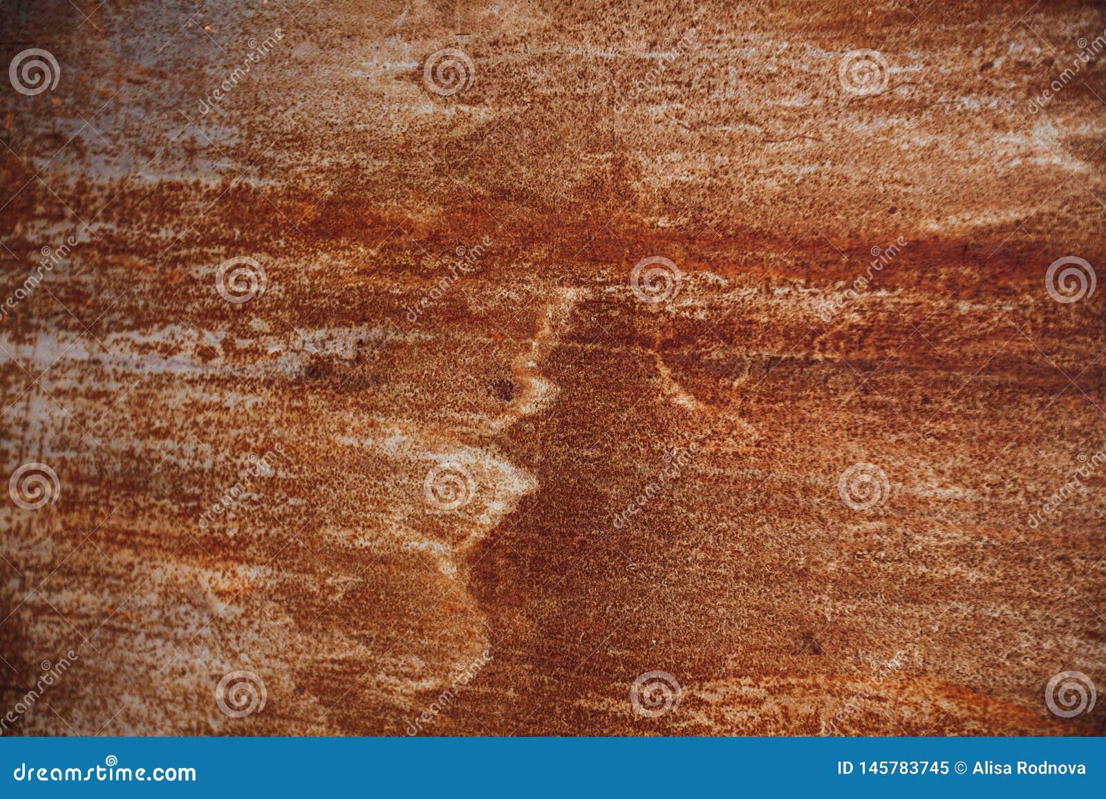 Ржавый лист утюга