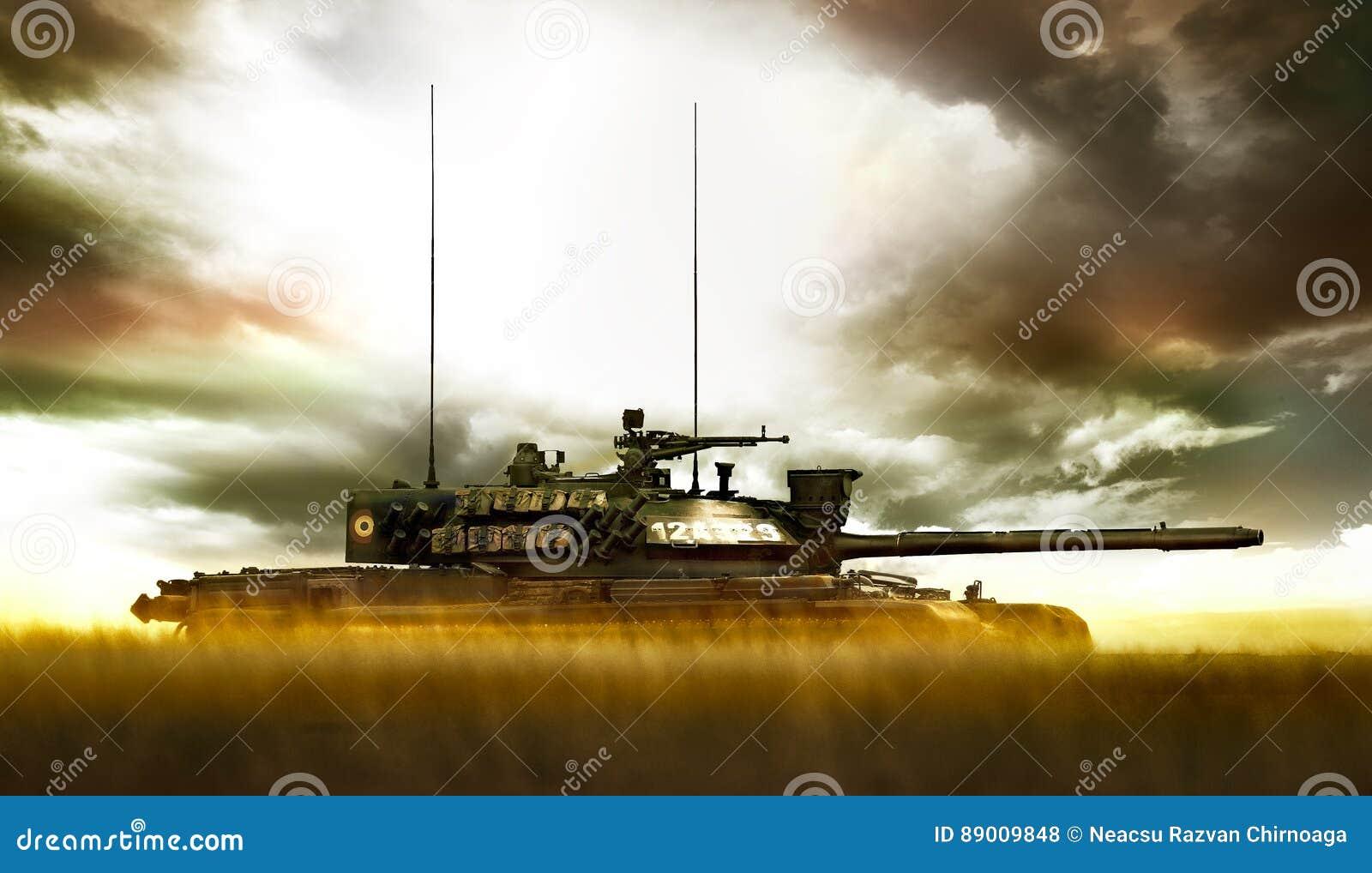Download Римские войска на танке TR85M1 Редакционное Стоковое Фото - изображение насчитывающей пехота, полигон: 89009848