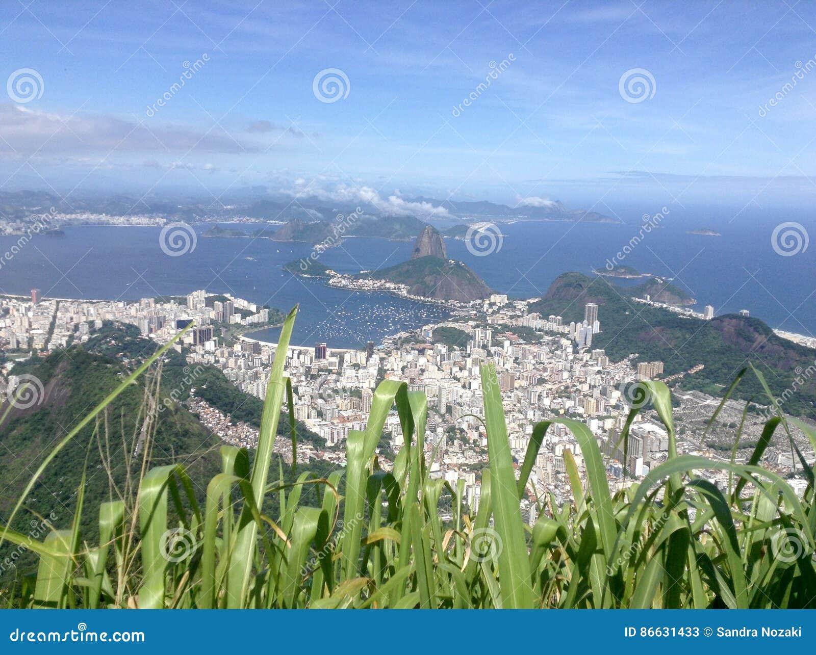 Рио-де-Жанейро и Sugarloaf