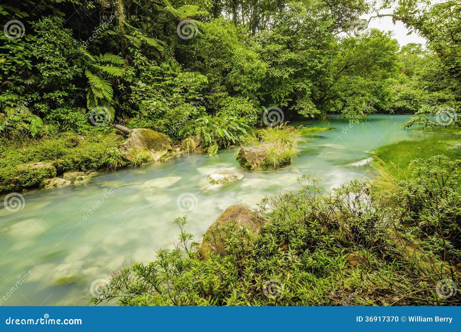 Рио Celeste Коста-Рика