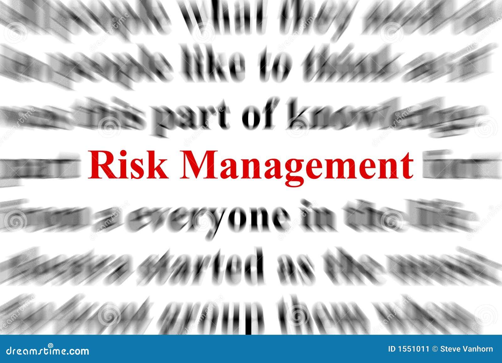 риск управления